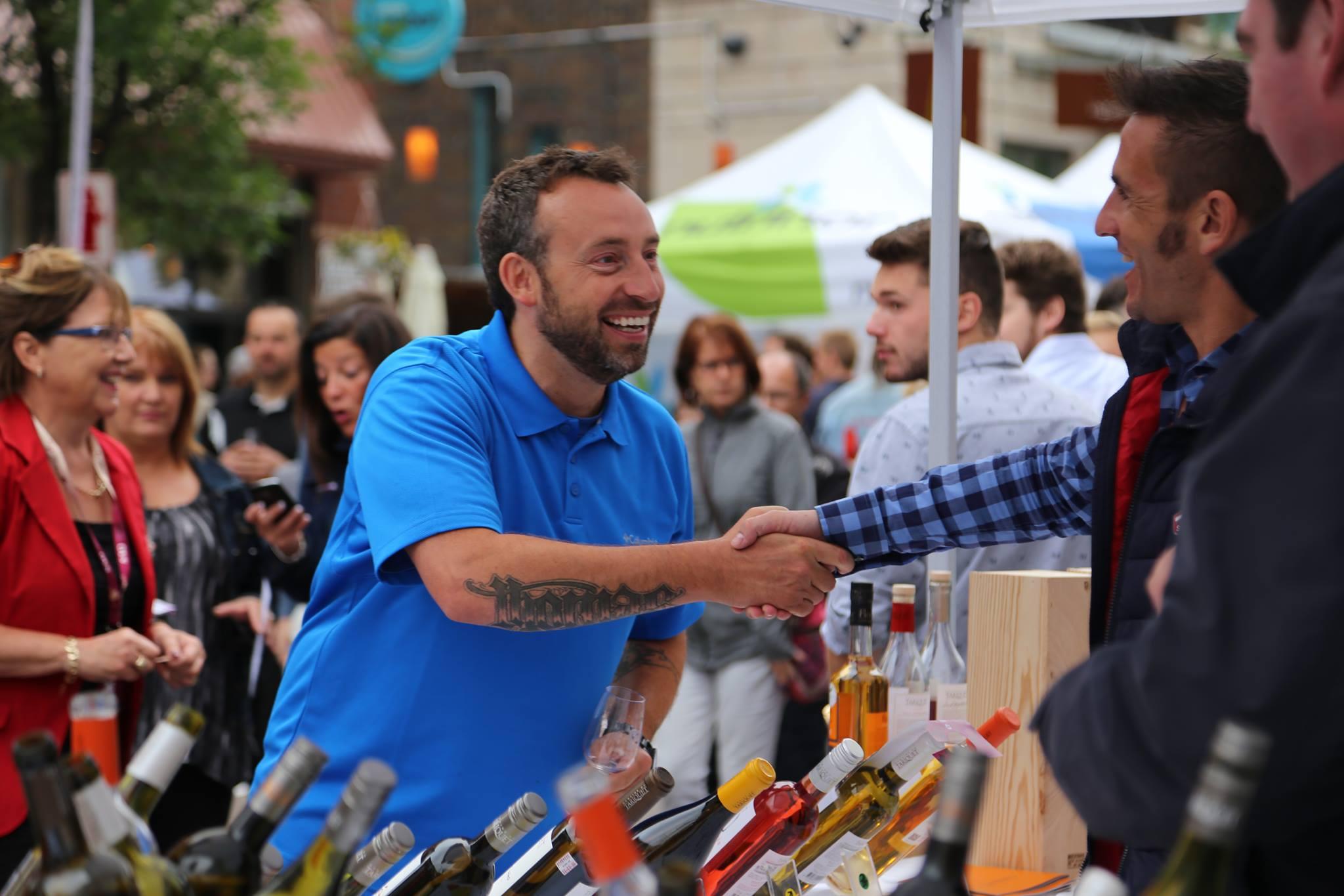 festival vins saguenay